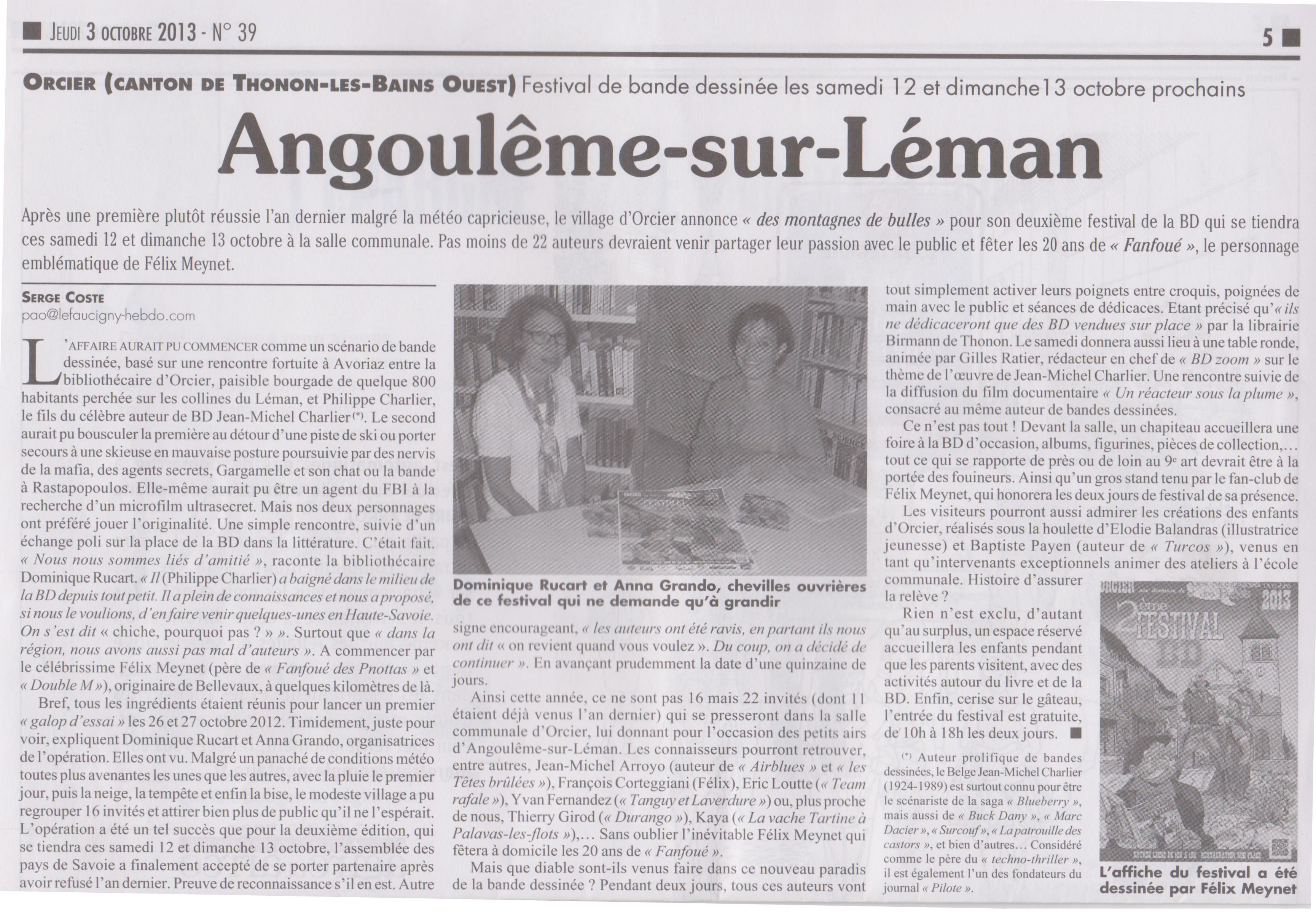 Faucigny - 03-10-13