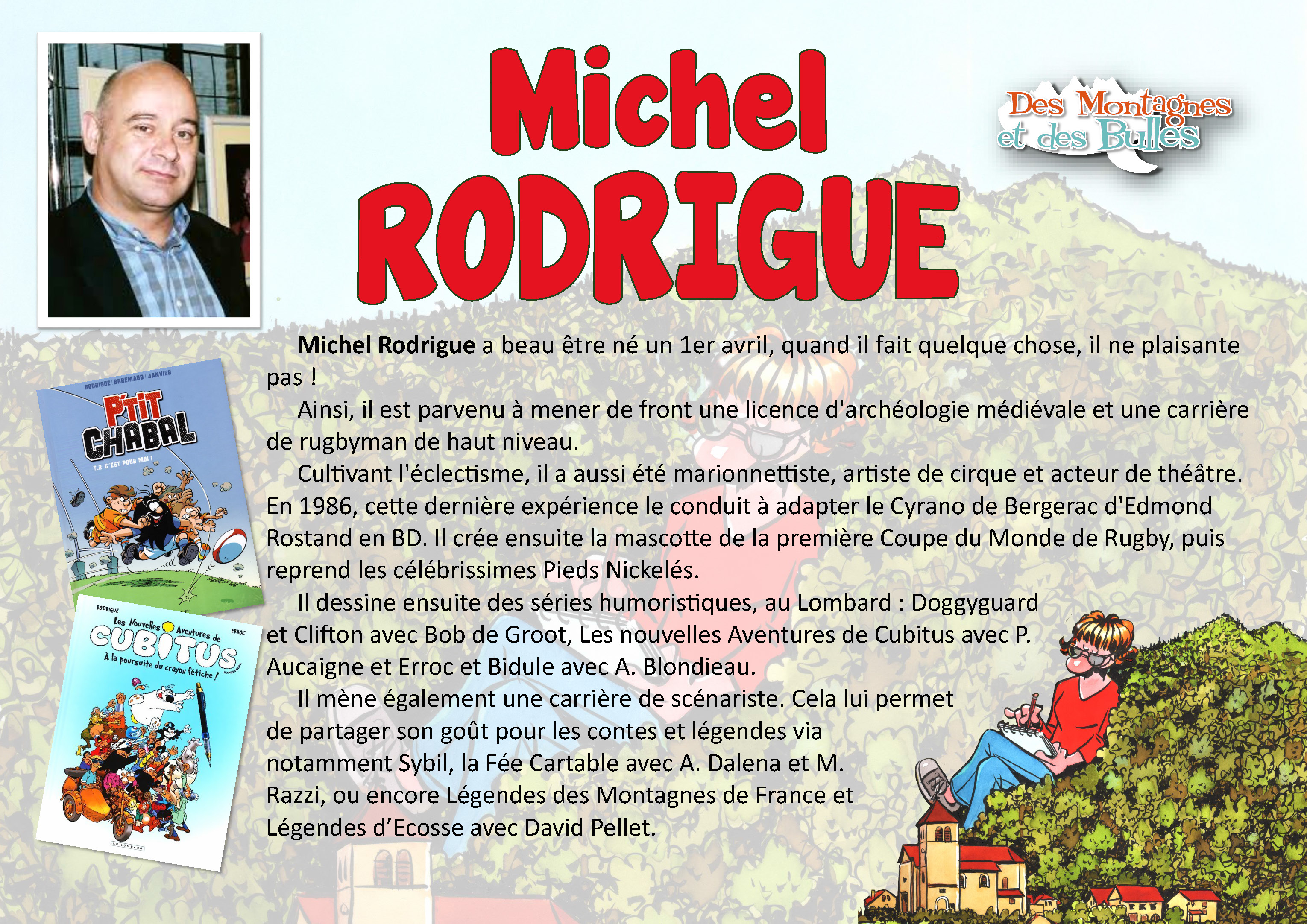 Michel Rodrigue