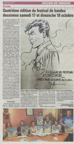 Le Messager - 08/10/15