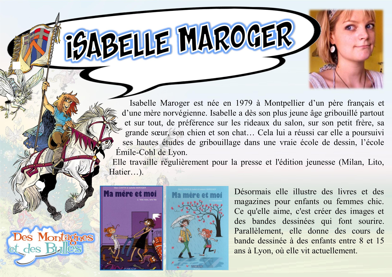 Maroger Isabelle