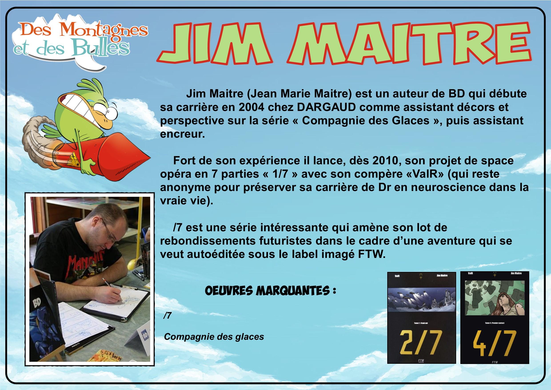 Jim Maitre