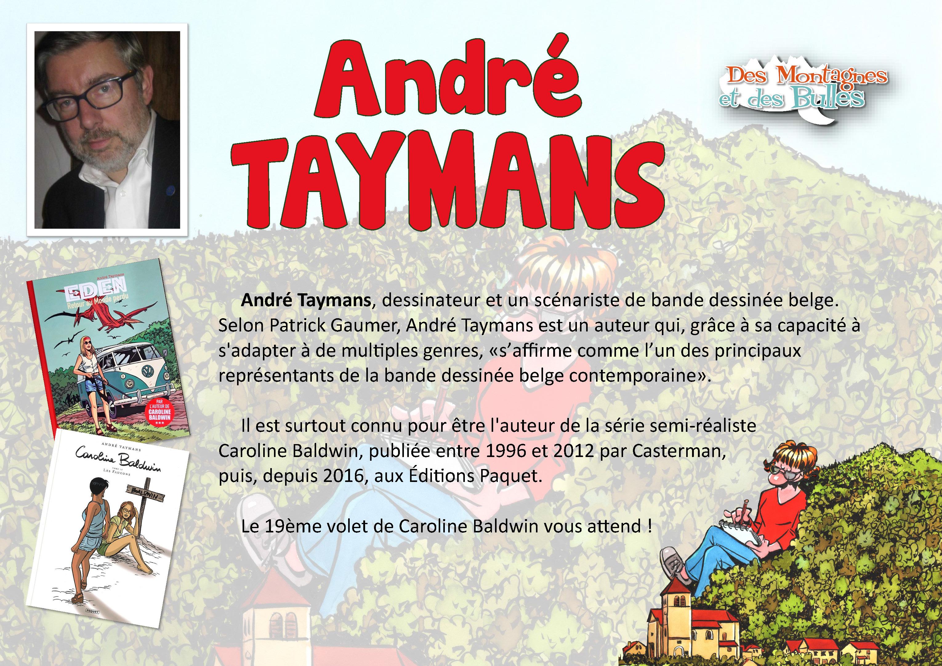 André Taymans