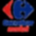 Logo carrefour market thonon.png