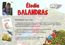 Elodie Balandras
