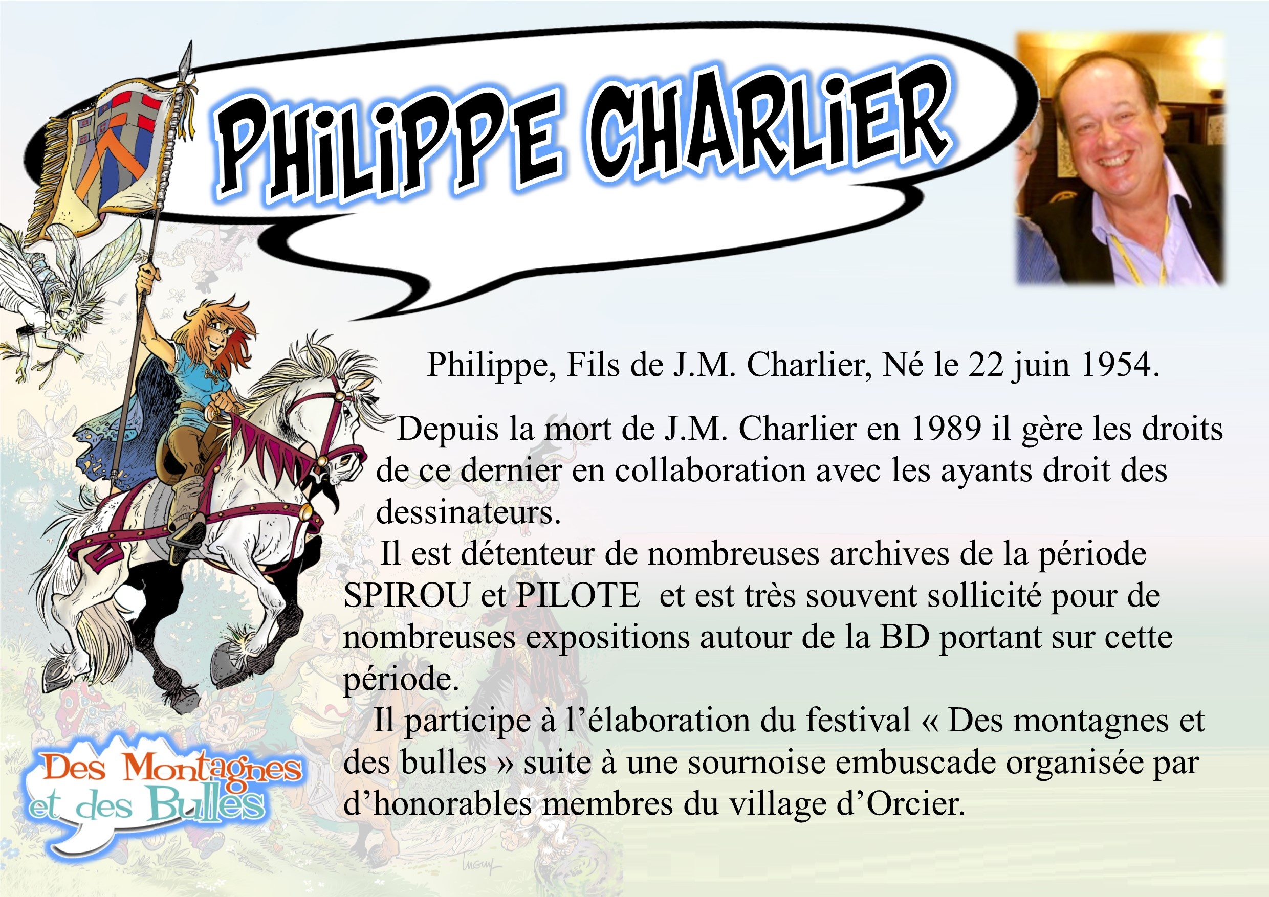 Charlier Philippe