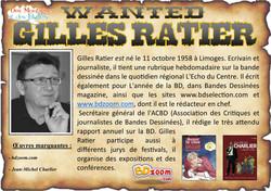 Gilles Ratier
