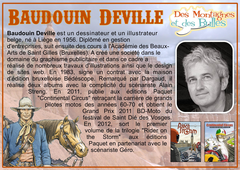 Baudoin Deville