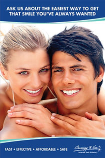 How do you make your teeth white fast? JP Teeth Whitening San Leandro  - Hayward CA