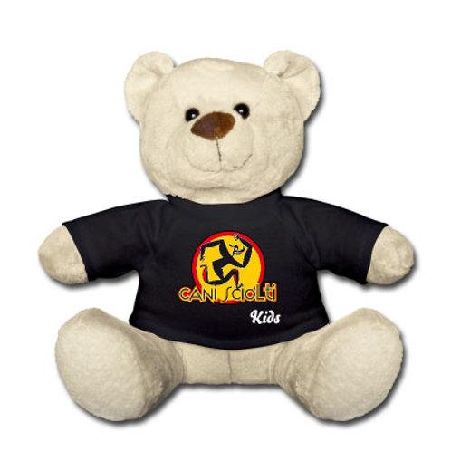 """Teddy Bear """"Cani Sciolti Kids"""""""