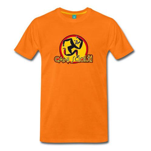 T-Shirt Uomo Premium - Arancio