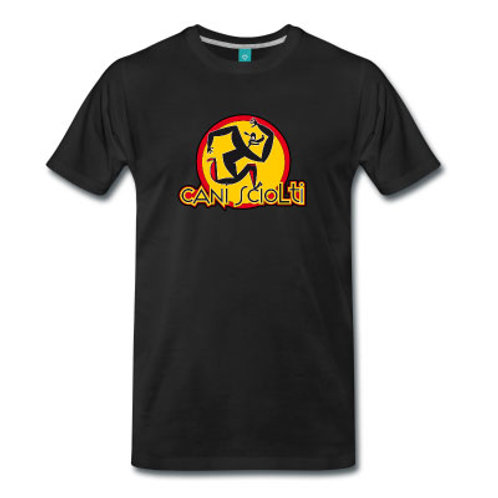 T-Shirt Uomo Premium - Nero
