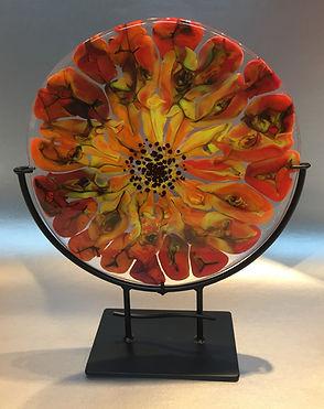 Kathy Pot melt orange.JPG
