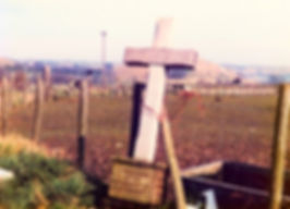 Memorial to Canadian Expeditionary Forces at East Sandling Camp