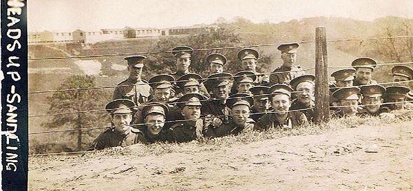 Heads Up - Sandling 1915