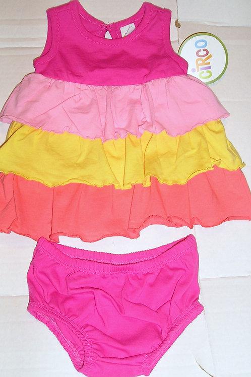 Circo pink/yellow size N