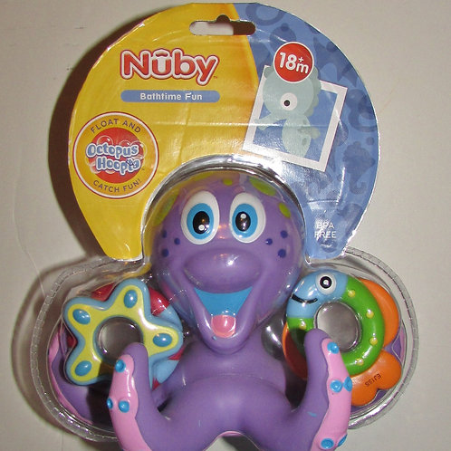 Nuby Octopus bath toy