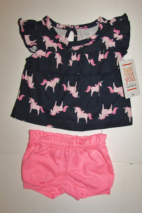 Just One You pink/unicorn size N