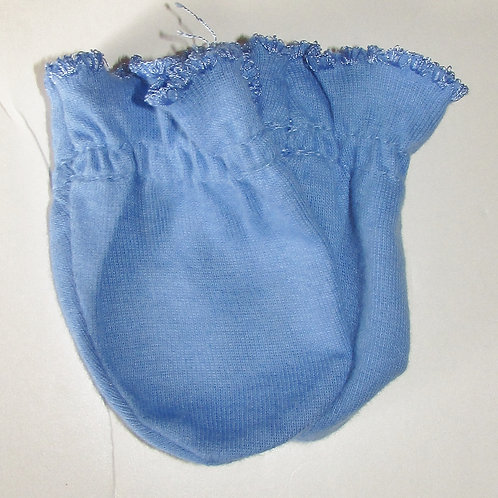 Child of MIne mitts blue size LN