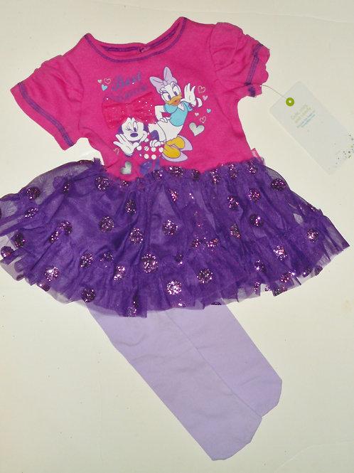 Daisy Duck pink/purple size N