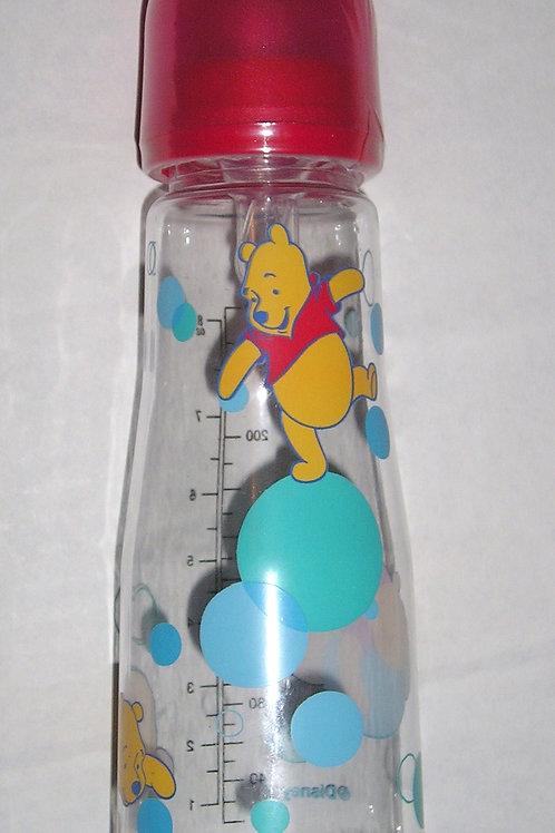 Disney Bottle red Pooh/cloud