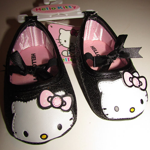 Hello Kitty black size 3-6 mo