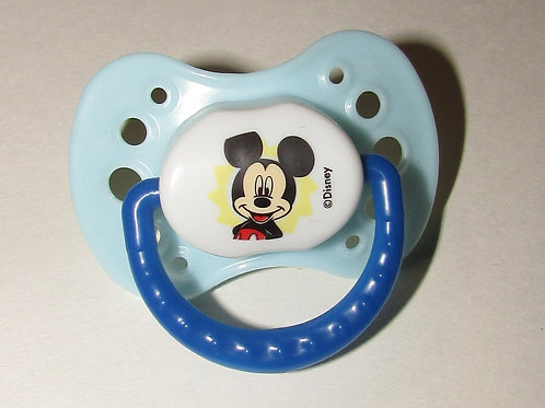 Disney Mickey pacifier size 0-3 mos
