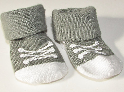 Carters cuffed socks choose style size N