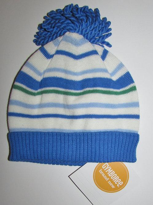 Gymboree blue/white size N