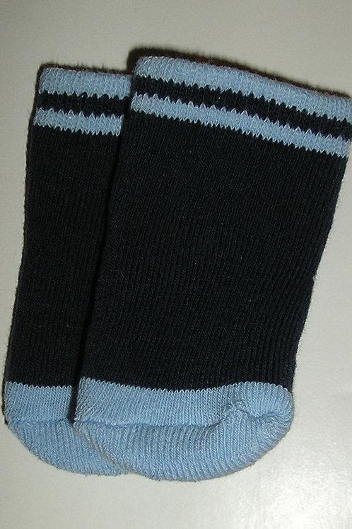 Gymboree socks navy style N