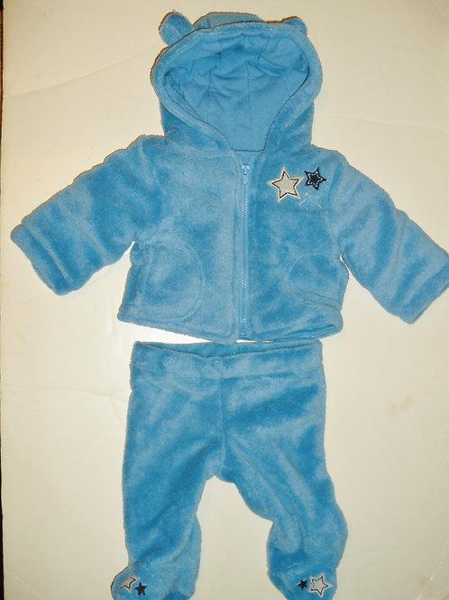Babies R Us set blue size N
