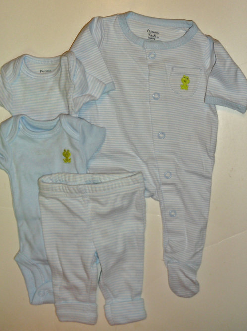 Precious First 4 pc Frog set size SP