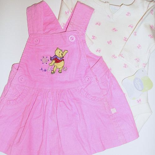 Disney corduroy Pooh size N