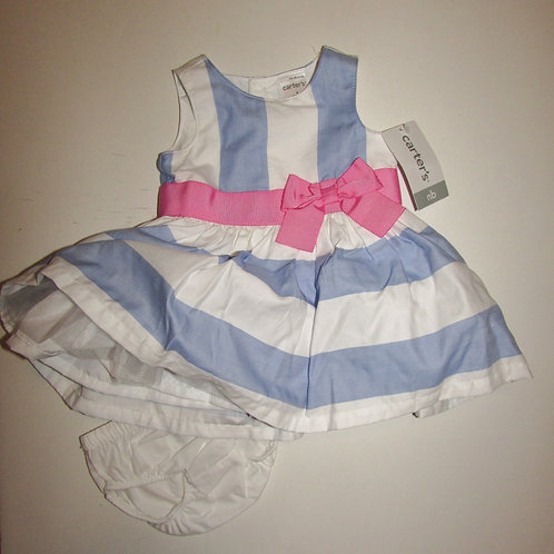 Carters white/blue size N