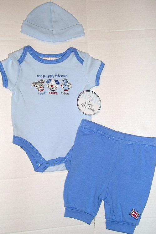 Baby Starters 2 pc dog set size LP