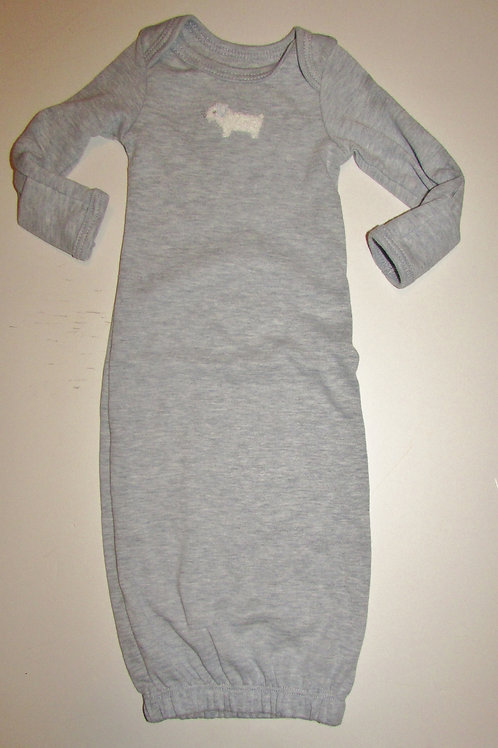 Carters gown choose style size P