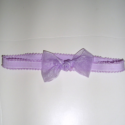 Babies R Us thin headband/bow choose color size LN