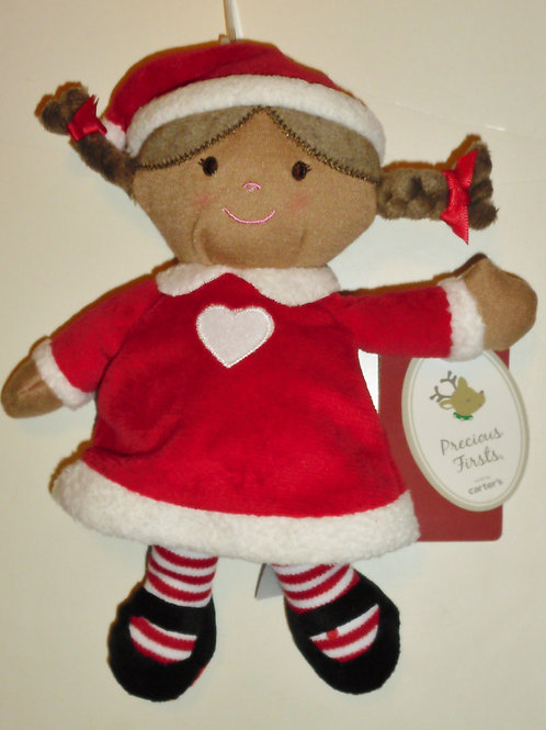 Precious First Plus Xmas dolly