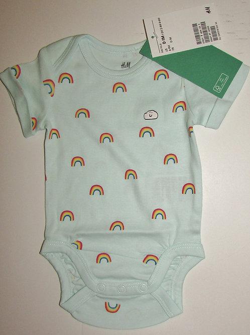 H & M rainbow size LP/SN