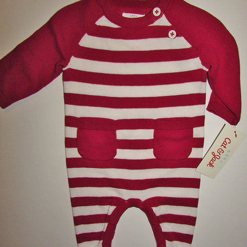 Cat & Jack  red/white size N