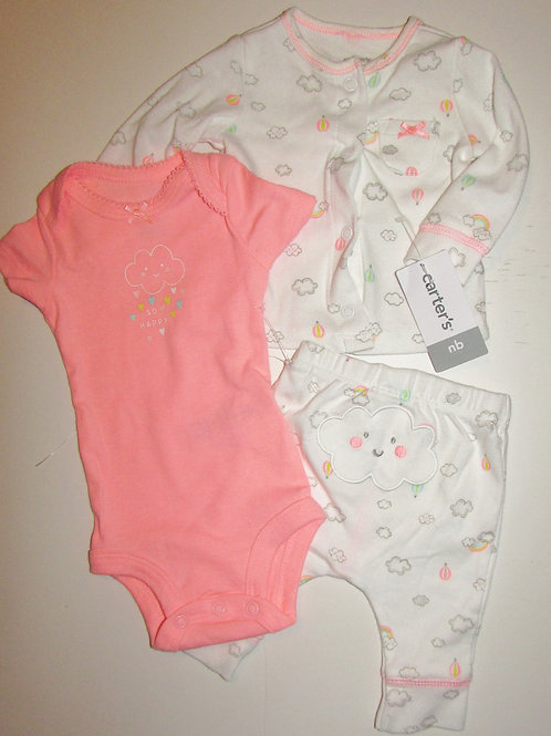Carters pink/cloud size N
