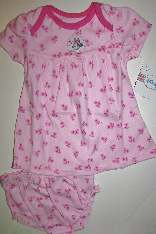 Disney Minnie choose style size 0-3