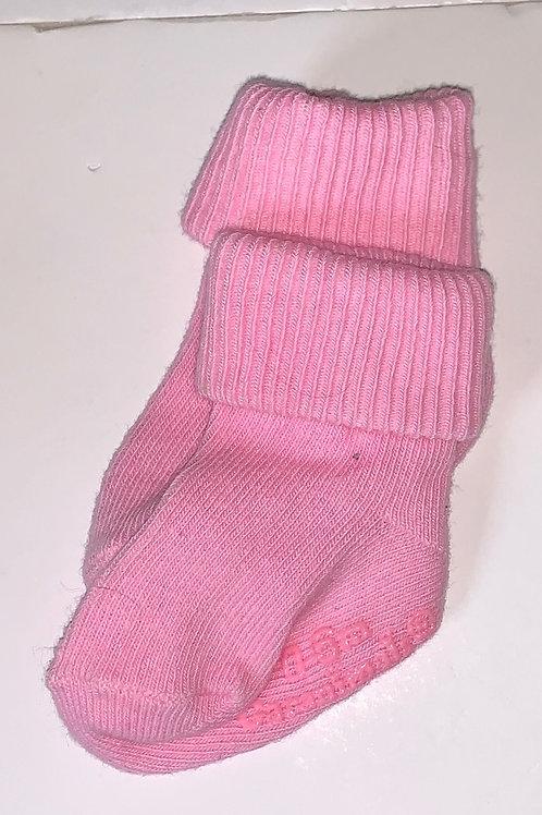 Garanimals  socks pink size 0-6 mo