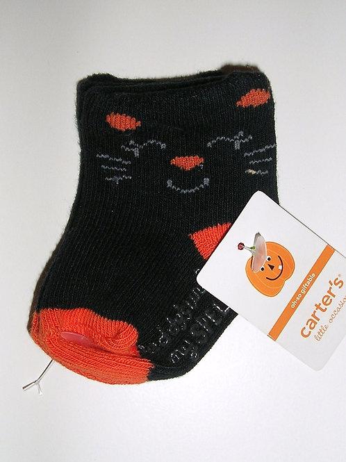 Carters socks choose style 0-3 mo