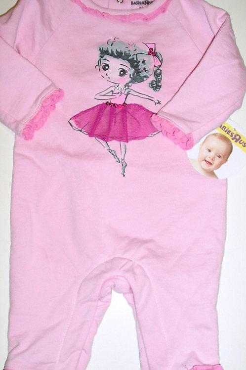 Babies R Us pink/ballerina 0-3