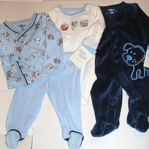 Baby B'Gosh blue/navy size N
