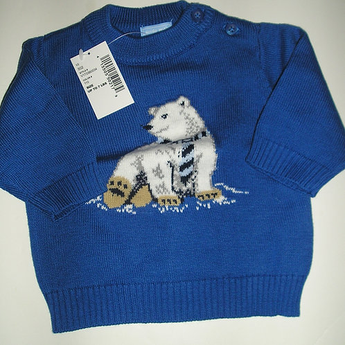 Children's Place blue/bear size SN