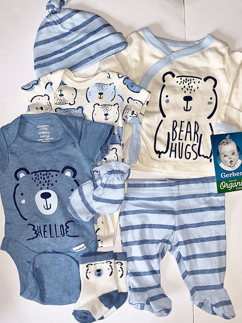 Gerber 7 pc bear set size P