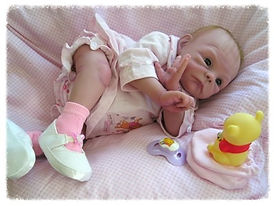 Classic Baby Closet Girl Sprig page