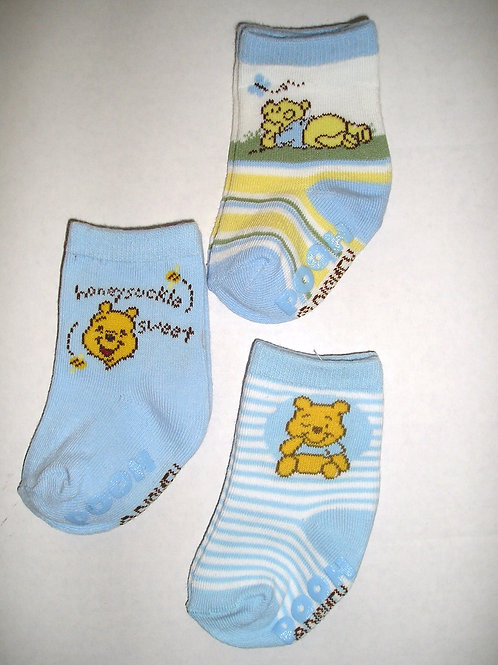 Disney socks stripes size 0-6 mo