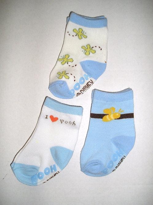 Disney socks blue/white size 0-6